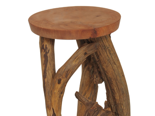 Atlas juniper stool